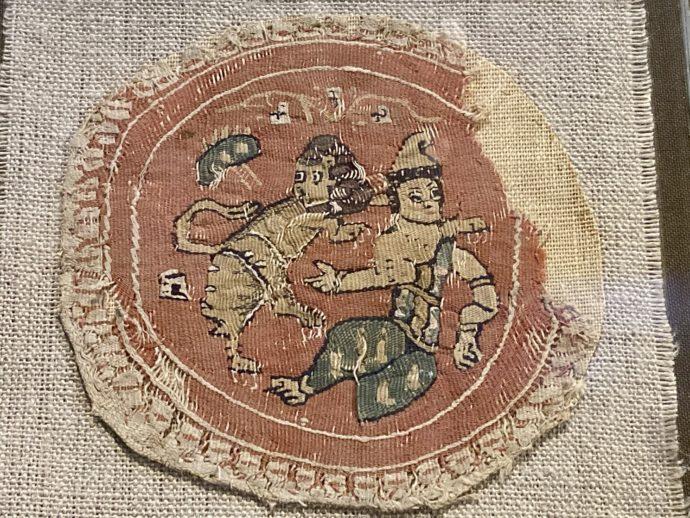 コプト織り