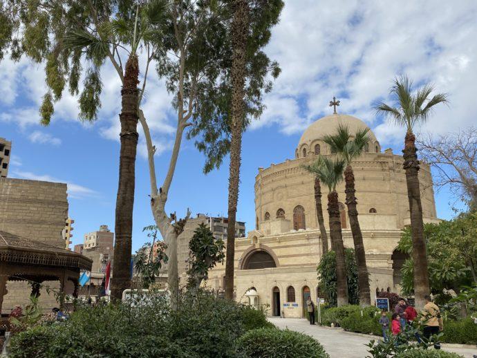 コプト博物館の外観