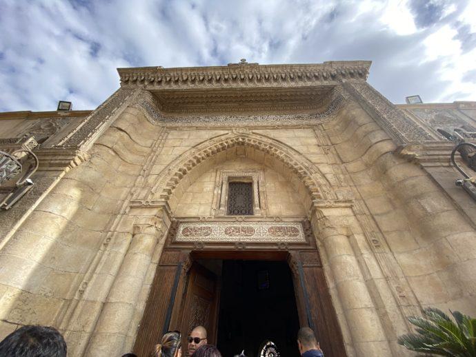 エル・ムアラッカ教会
