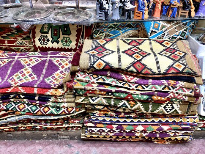 エジプトの絨毯