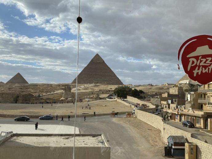 ドミノピザからみるピラミッド