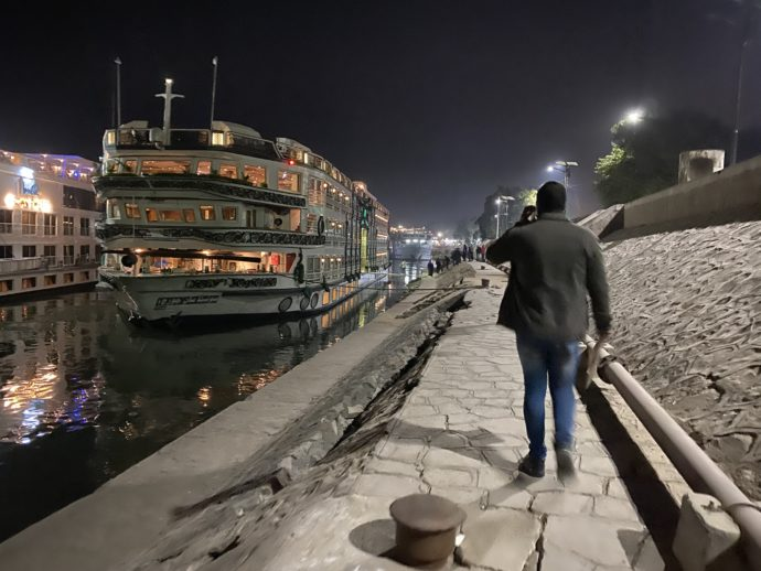コムオンボの港