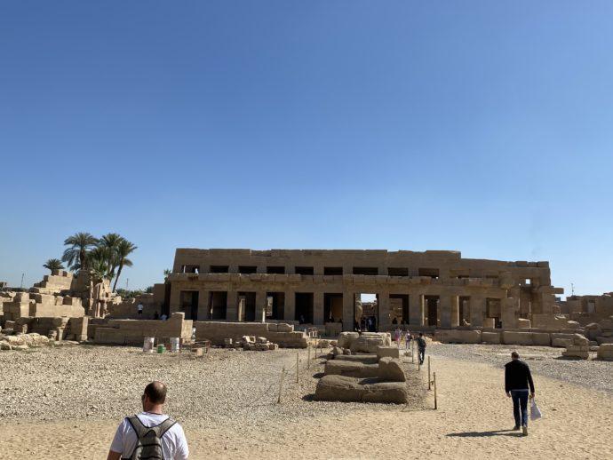 トトメス3世の祝祭殿