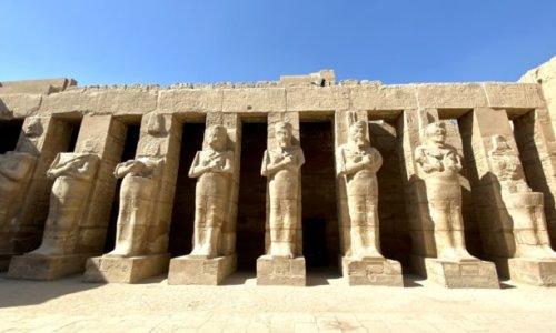 ラムセス3世神殿