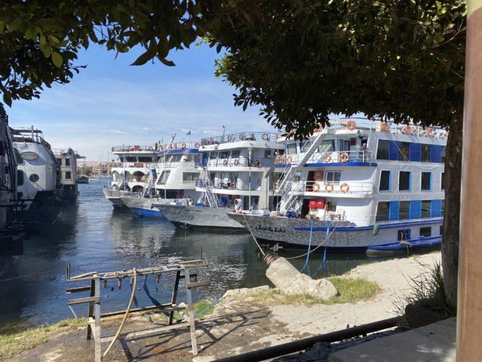 ルクソール港