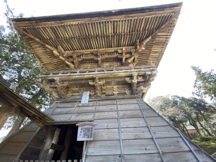 妙成寺鐘楼