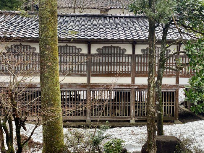 瑞泉寺の香部屋