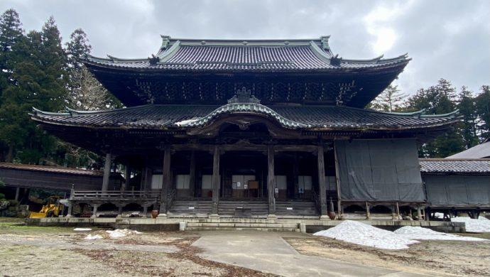 瑞泉寺太子堂の外観