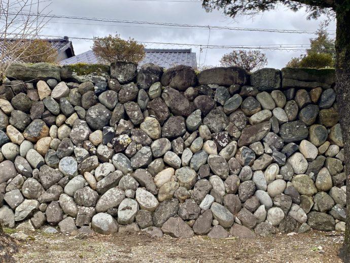 瑞泉寺の石垣