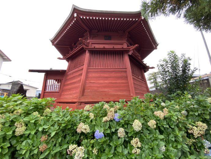 禅林街の六角堂
